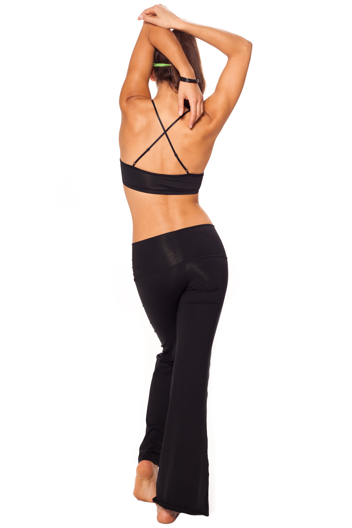 Teeki Yoga Pants Dreamer Pant Bell Bottom Yoga Club