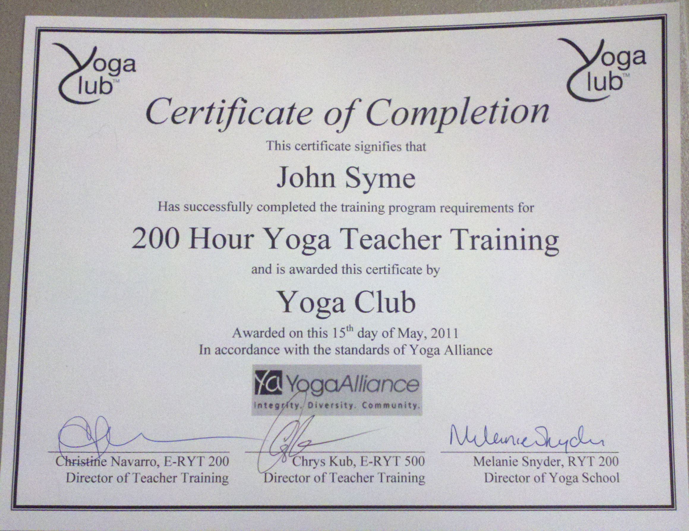 Index of attachmentscertificates200 500 hour certificates of 200 hr yoga club certification john symeg 1betcityfo Images