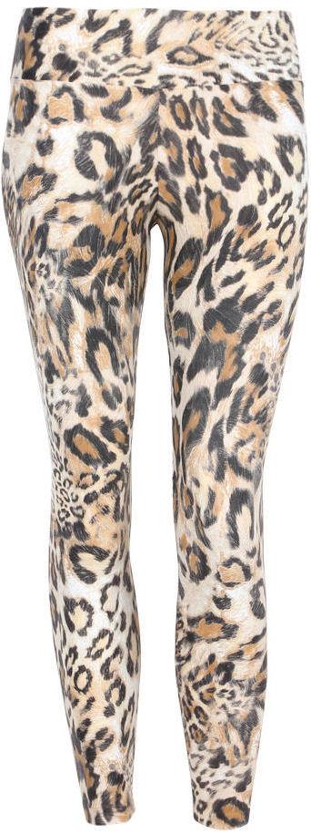 Liquido Legging - African Leopard Pattern