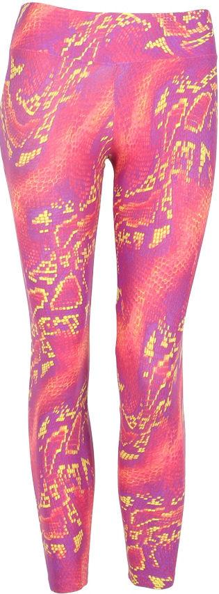 Liquido Legging - Cobra Fire Pattern