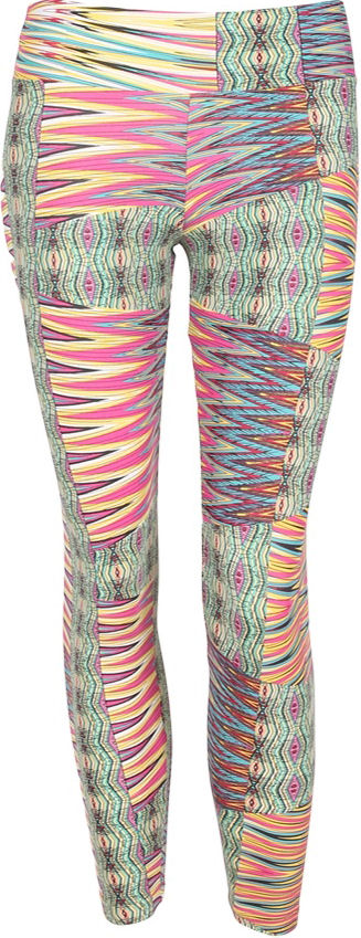Liquido Legging - Let's Have Fun Pattern