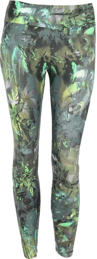 Liquido Legging - Rainforest Pattern