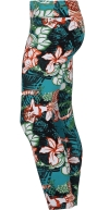 Liquido Legging - Hawaiian Holiday Pattern